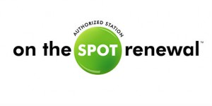 On the spot renewal emissions station Salt Lake County