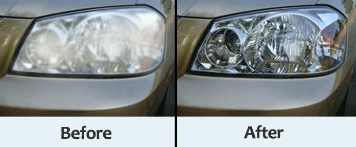 Salt Lake City Headlight Restoration