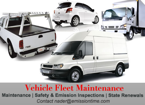Utah Fleet Maintenance